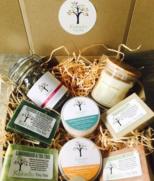 YOUR BEAUTIFUL MUMMY PAMPER PACK 2