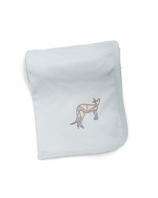 Kangaroo Wrap Grey