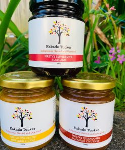Native Jam and Chutney Gift box