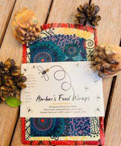 bees wax food wrap